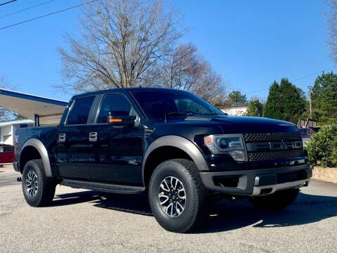 2013 Ford F-150 for sale at GR Motor Company in Garner NC
