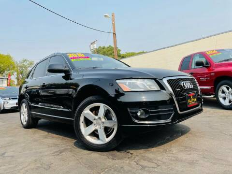 2010 Audi Q5 for sale at Alpha AutoSports in Roseville CA