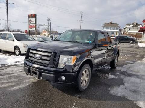 2009 Ford F-150 for sale at 25TH STREET AUTO SALES in Easton PA