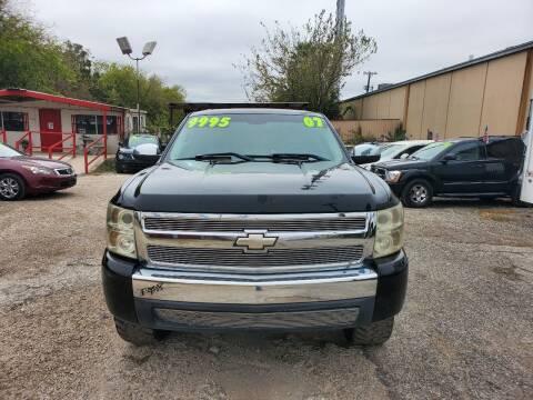 Chevrolet Silverado 1500 For Sale In San Antonio Tx Car Finders