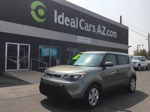 2016 Kia Soul for sale at Ideal Cars Atlas in Mesa AZ