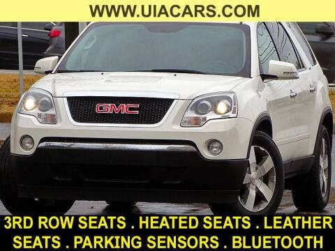 2012 GMC Acadia for sale at Used Imports Auto - Lawrenceville in Lawrenceville GA