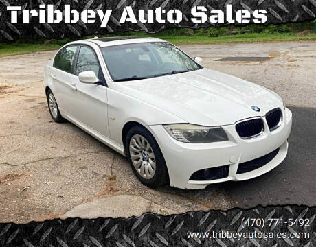 2009 BMW 3 Series for sale at Tribbey Auto Sales in Stockbridge GA