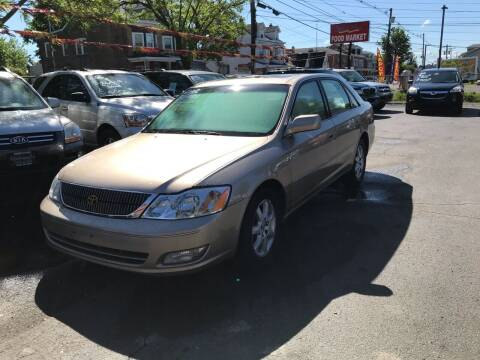 2000 Toyota Avalon for sale at Chambers Auto Sales LLC in Trenton NJ