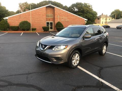 2015 Nissan Rogue for sale at Best Buy Automotive in Attleboro MA