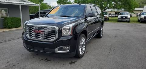 2018 GMC Yukon XL for sale at Jacks Auto Sales in Mountain Home AR