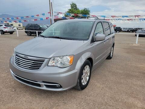 2016 Chrysler Town and Country for sale at Bickham Used Cars in Alamogordo NM