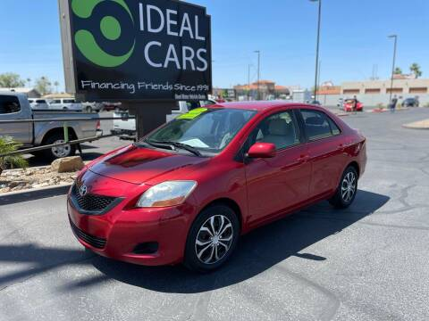 2009 Toyota Yaris for sale at Ideal Cars Broadway in Mesa AZ