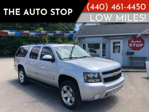 2012 Chevrolet Suburban for sale at The Auto Stop in Painesville OH