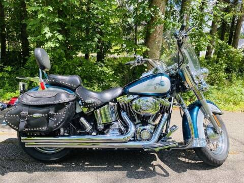 2004 Harley-Davidson® FLSTC - Heritage Softail® for sale at Street Track n Trail in Conneaut Lake PA