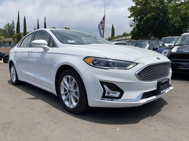2019 Ford Fusion Energi for sale in La Crescenta, CA