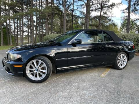 2006 BMW 3 Series for sale at Selective Imports in Woodstock GA