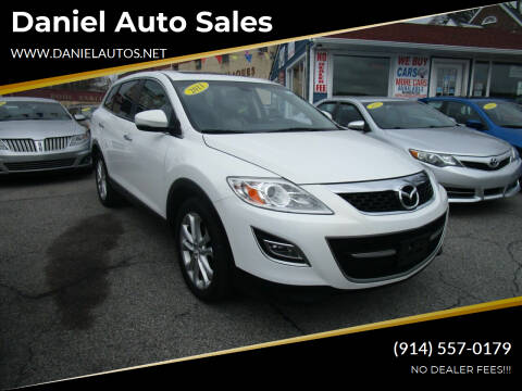2011 Mazda CX-9 for sale at Daniel Auto Sales in Yonkers NY
