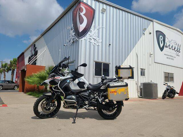 2017 BMW GS Adventure for sale at Barrett Auto Gallery in San Juan TX