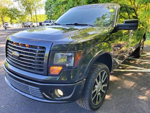 2010 Ford F-150 for sale at Ultra Auto Center in North Attleboro MA