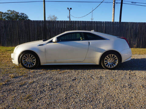 2013 Cadillac CTS for sale at BLUE RIBBON MOTORS in Baton Rouge LA
