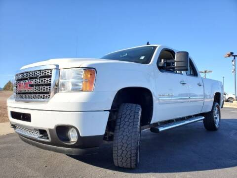 2012 GMC Sierra 2500HD for sale at Lakeside Auto Brokers Inc. in Colorado Springs CO