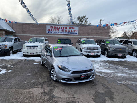 2014 Dodge Dart for sale at Brothers Auto Group in Youngstown OH