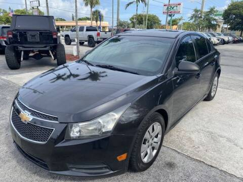 2014 Chevrolet Cruze for sale at BC Motors of Stuart in West Palm Beach FL