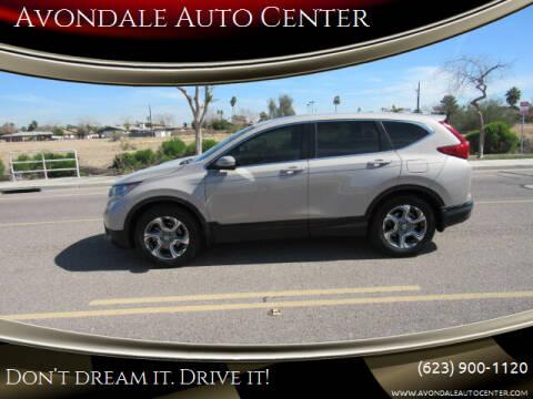 2018 Honda CR-V for sale at Avondale Auto Center in Avondale AZ