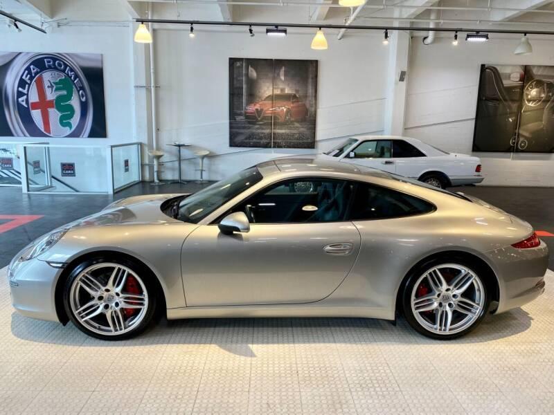 2012 Porsche 911 for sale in San Francisco, CA