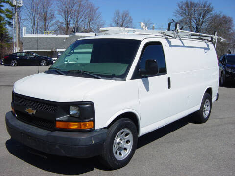 2014 Chevrolet Express Cargo for sale at North South Motorcars in Seabrook NH