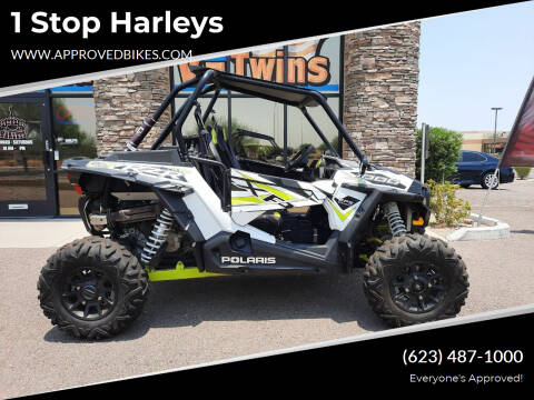 2018 Polaris Rzr XP 1000 for sale at 1 Stop Harleys in Peoria AZ