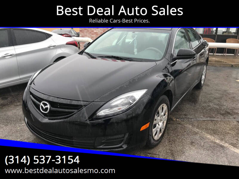 2011 Mazda MAZDA6 for sale at Best Deal Auto Sales in Saint Charles MO