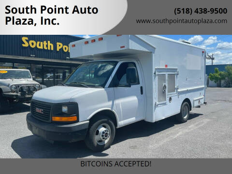 2007 GMC Savana Cutaway for sale at South Point Auto Plaza, Inc. in Albany NY