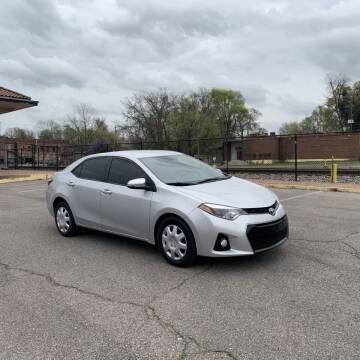 2016 Toyota Corolla for sale at FIRST CLASS AUTO SALES in Bessemer AL