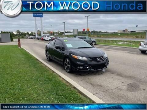 2014 Honda Civic for sale at Tom Wood Honda in Anderson IN