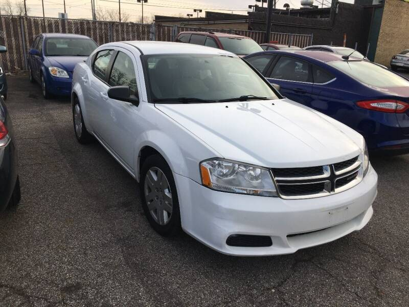 2014 Dodge Avenger for sale at Payless Auto Sales LLC in Cleveland OH