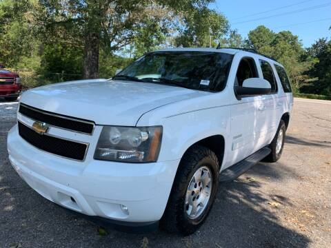 2010 Chevrolet Tahoe for sale at Triple A Wholesale llc in Eight Mile AL