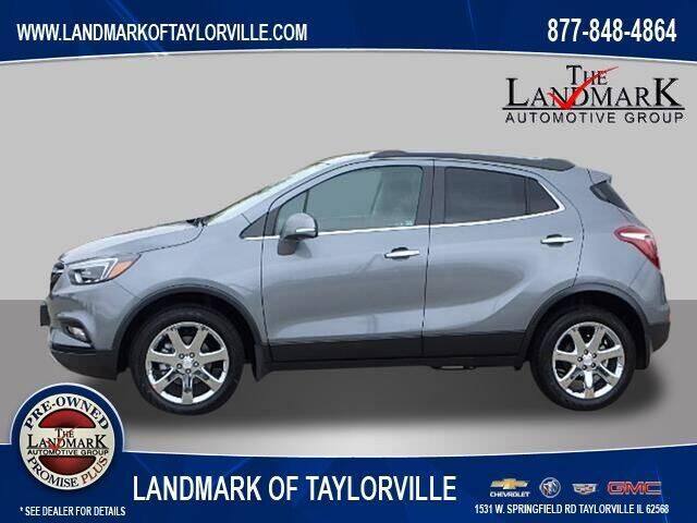 2019 Buick Encore for sale at LANDMARK OF TAYLORVILLE in Taylorville IL