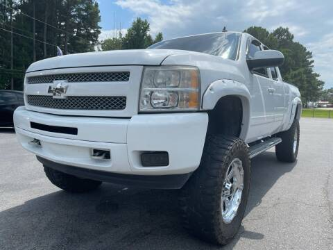 2010 Chevrolet Silverado 1500 for sale at Airbase Auto Sales in Cabot AR