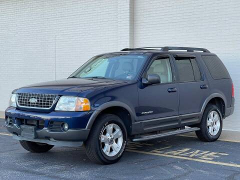 2005 Ford Explorer for sale at Carland Auto Sales INC. in Portsmouth VA