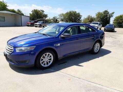 2013 Ford Taurus for sale at Yates Brothers Motor Company in Fort Worth TX