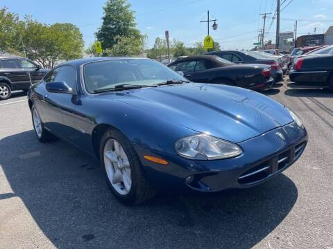 1997 Jaguar XK-Series for sale at Alpina Imports in Essex MD