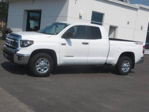 2017 Toyota Tundra for sale at Price Auto Sales 2 in Concord NH