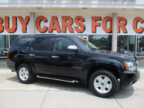 2008 Chevrolet Tahoe for sale at Power On Auto LLC in Monroe NC