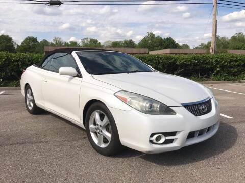 2007 Toyota Camry Solara for sale at AutoMax of Memphis - V Brothers in Memphis TN