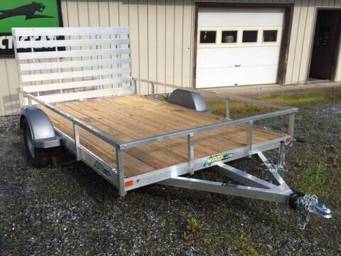 2022 Nitro 6.5x12 Utility Trailer for sale at Champlain Valley MotorSports in Cornwall VT