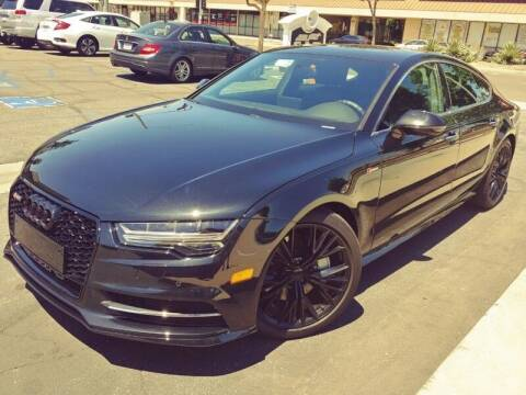 2017 Audi A7 for sale at Ournextcar/Ramirez Auto Sales in Downey CA