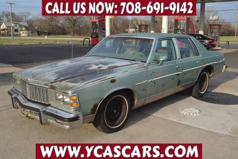 1978 Pontiac Bonneville for sale at Your Choice Autos - Crestwood in Crestwood IL