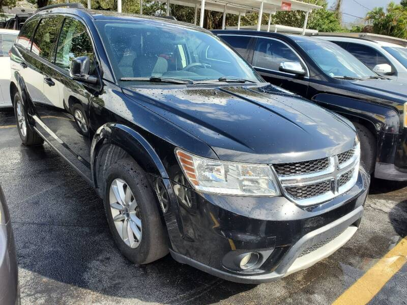 2015 Dodge Journey for sale at America Auto Wholesale Inc in Miami FL