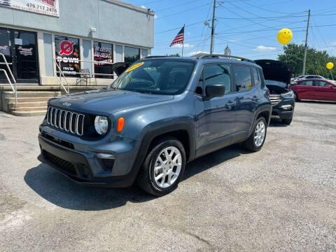 2020 Jeep Renegade for sale at Bagwell Motors Springdale in Springdale AR