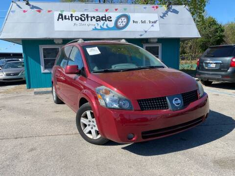 2006 Nissan Quest for sale at Autostrade in Indianapolis IN
