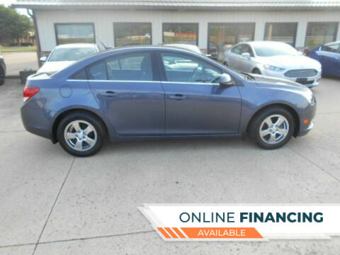 2014 Chevrolet Cruze for sale at Jerry's Auto Mart in Uhrichsville OH