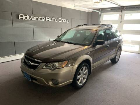 2008 Subaru Outback for sale at Advance Auto Group, LLC in Chichester NH