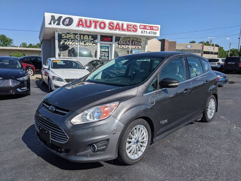 2015 Ford C-MAX Energi for sale at Mo Auto Sales in Fairfield OH